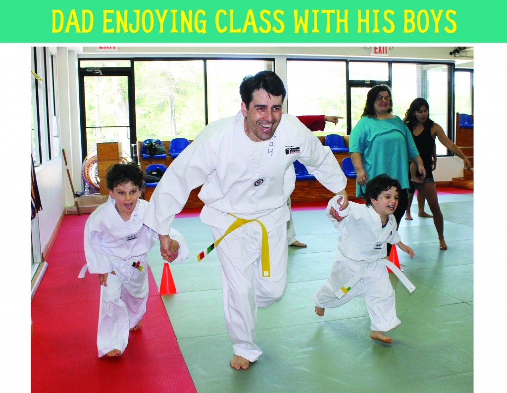 10 DAD CLASS WITH BOYS