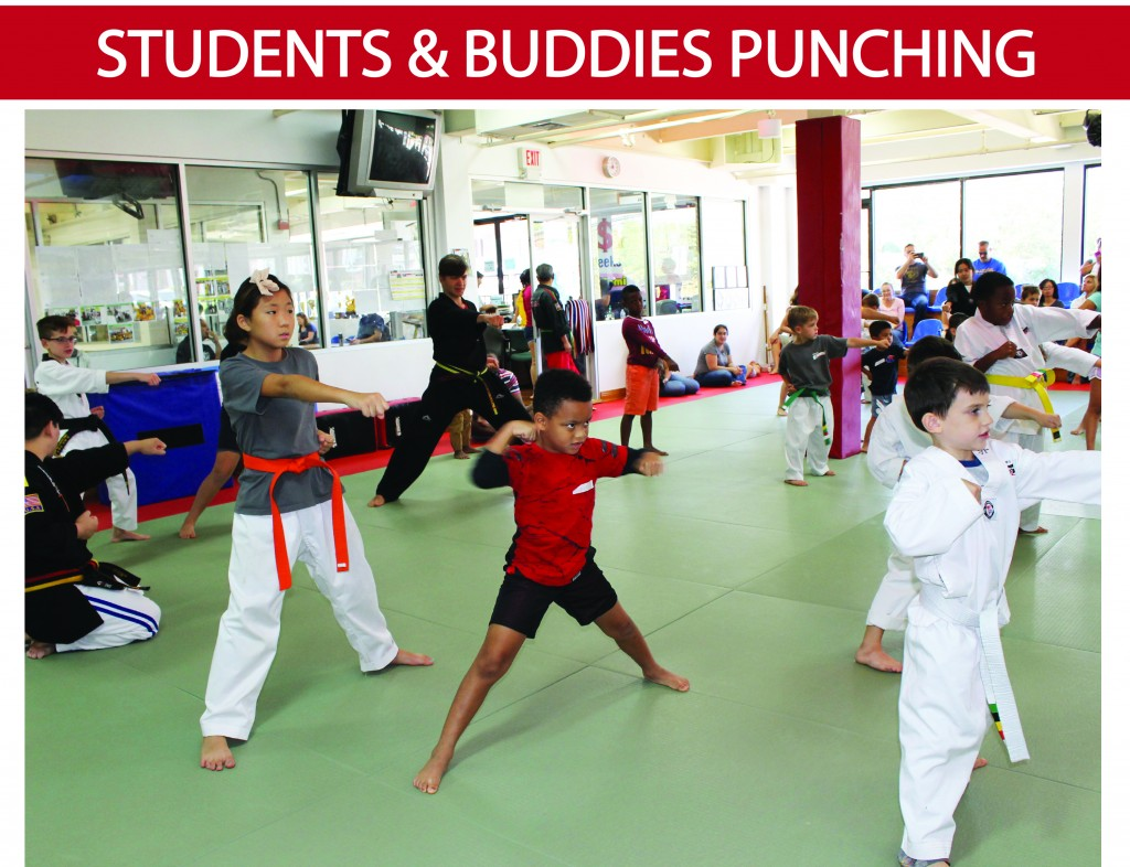 2 STUDENTS & BUDDIES PUNCH
