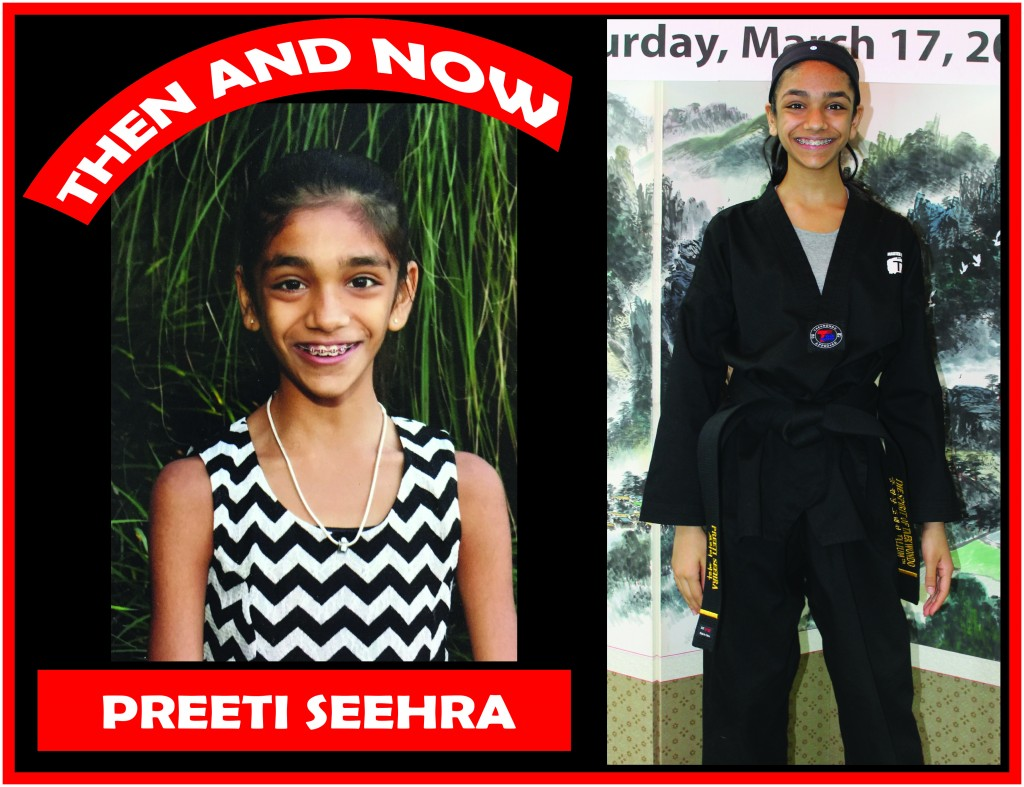 24 THEN NOW PREETI