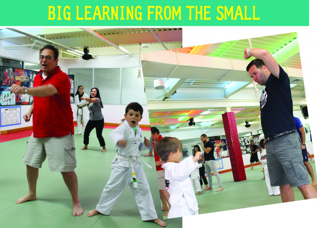 9 BIG LEARN FROM SMALL