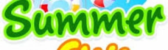 SUMMER CAMP – LAST WEEK – AUG. 21-25!