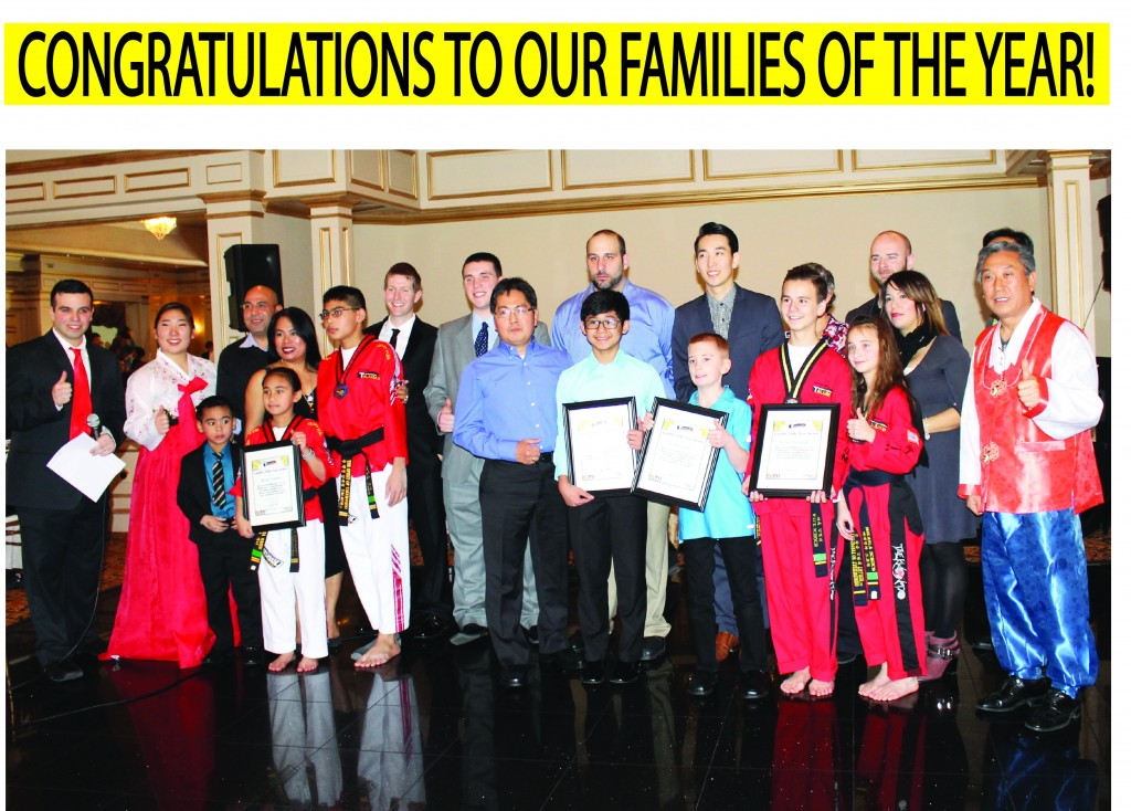 10 FAMILIES OF YEAR
