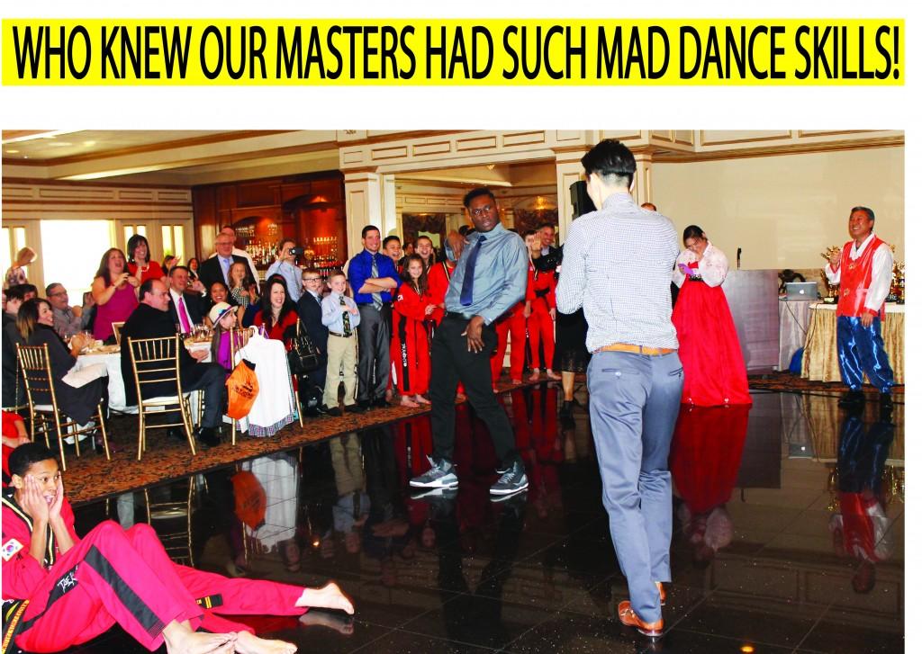 8 MASTER MAD DANCE SKILLSai