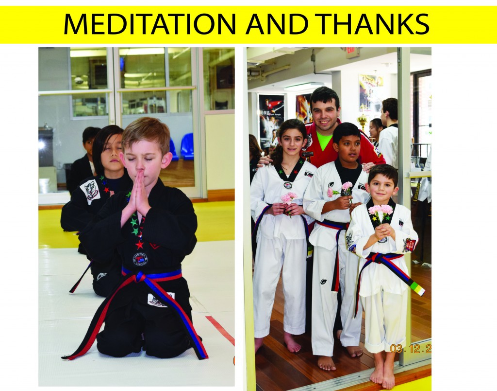 4 MEDITATION & THANKS