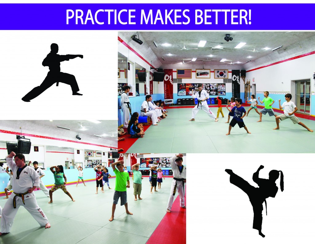 2 PRACTICE MAKES BETTER