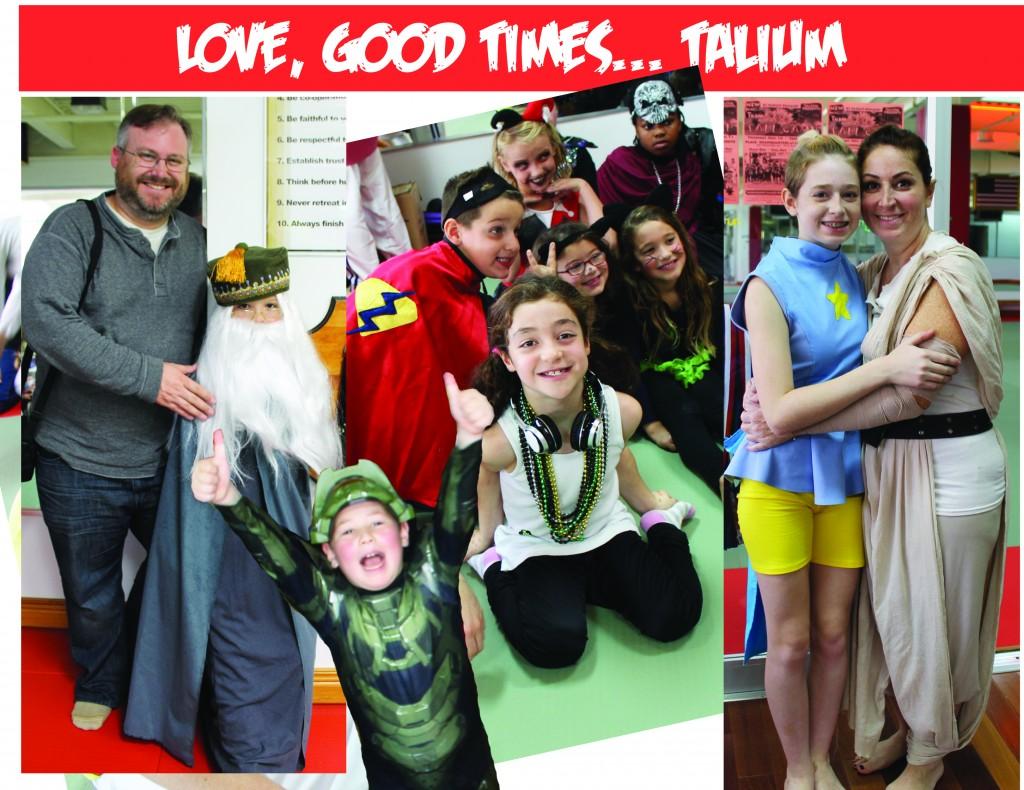 12 LOVE GOOD TIMES