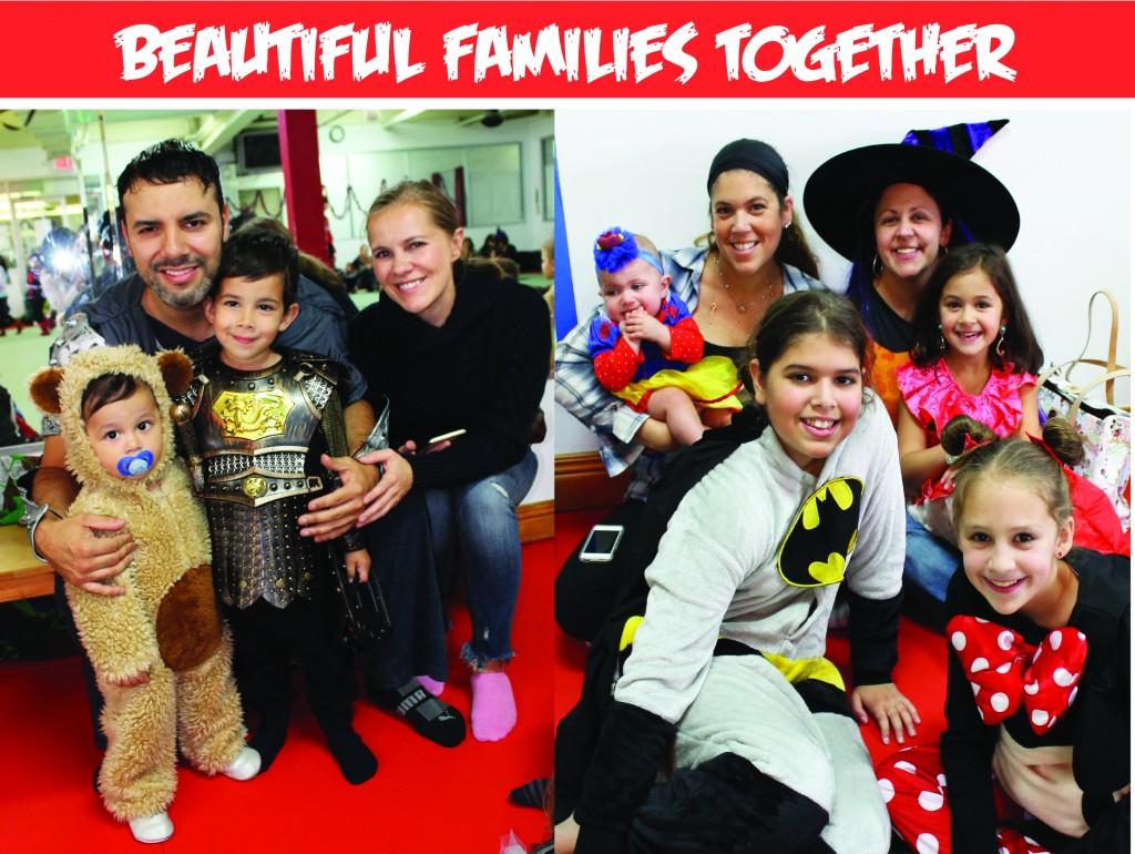7 BEAUTIFUL FAMILIES