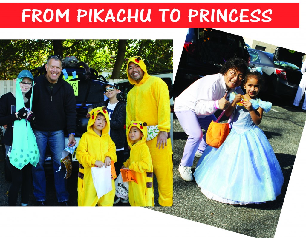 8 PIKACHU TO PRINCESS
