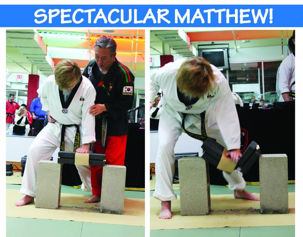 8 SPECTACULAR MATTHEW