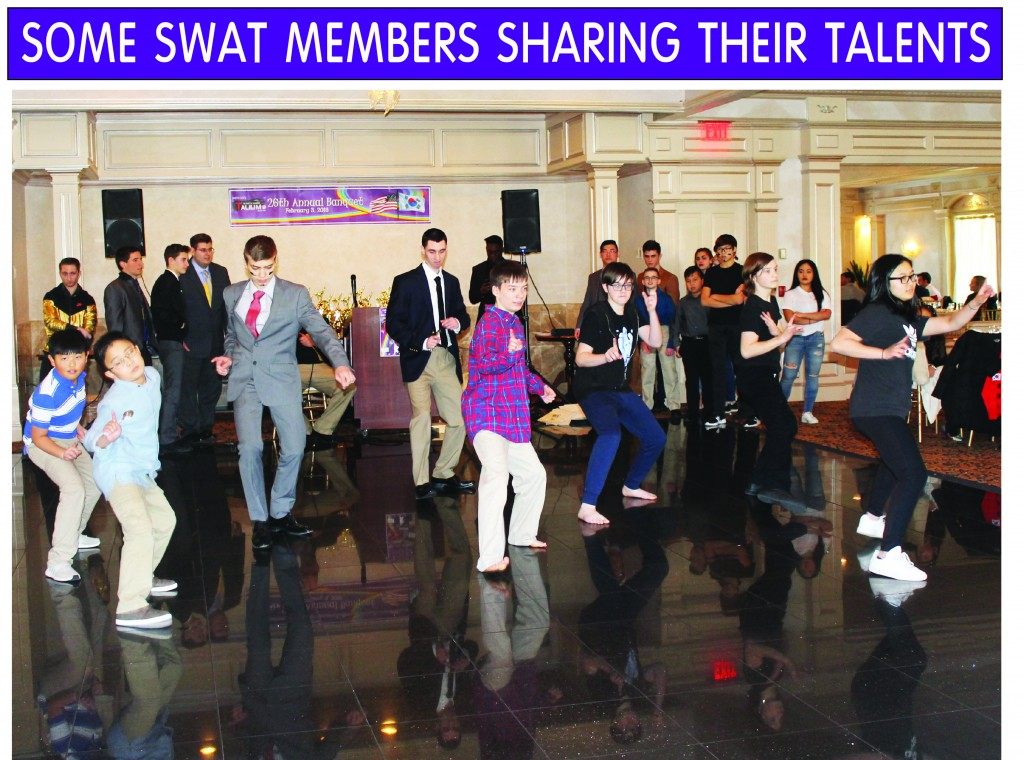 8 SWAT SHARING TALENT