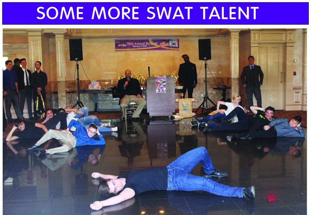 9 MORE SWAT TALENT