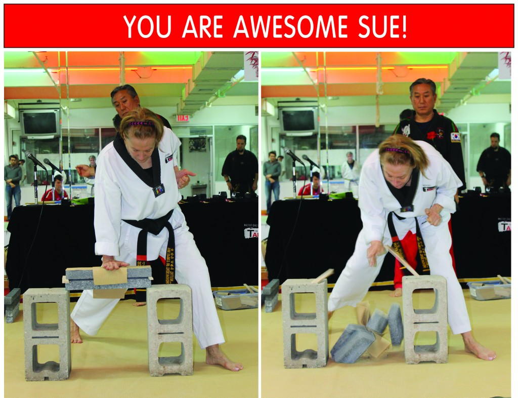 10 AWESOME SUE