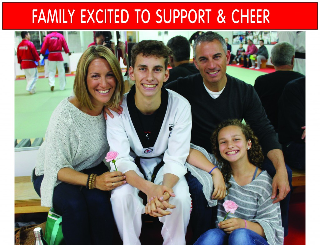 6 FAMILY SUPPORT & CHEER