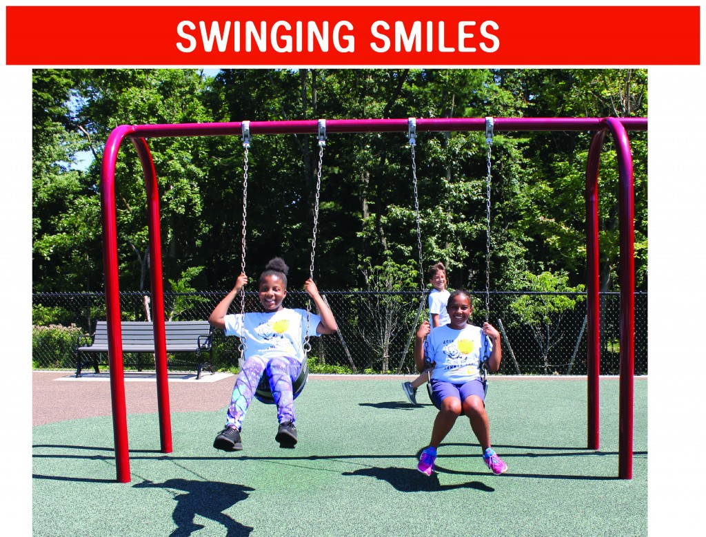 12 SWINGING SMILES