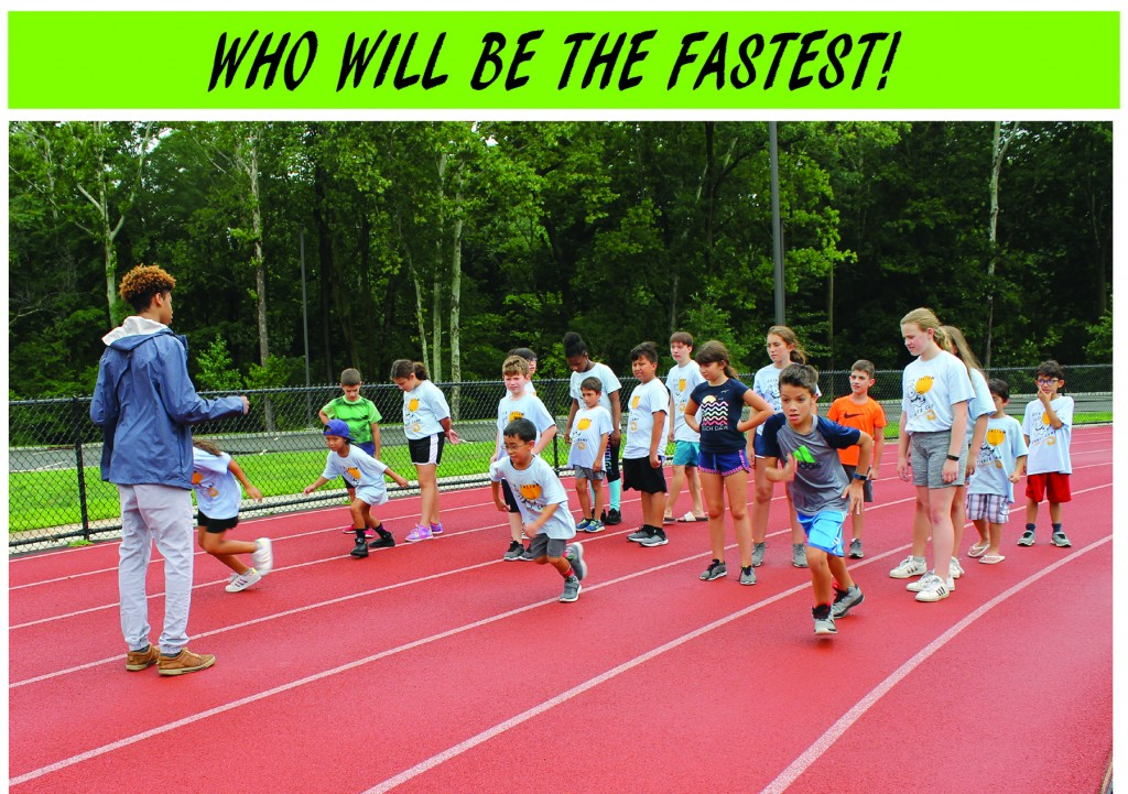 6 WHO WILL BE THE FASTEST