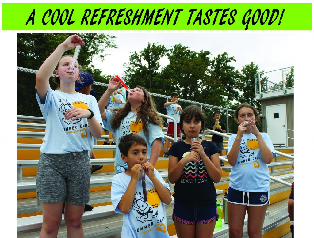 7 COOL REFRESHMENT