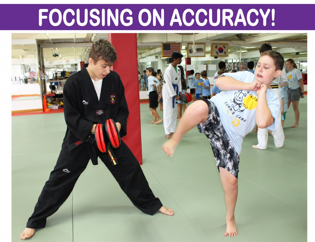10 FOCUSING ON ACCURACY
