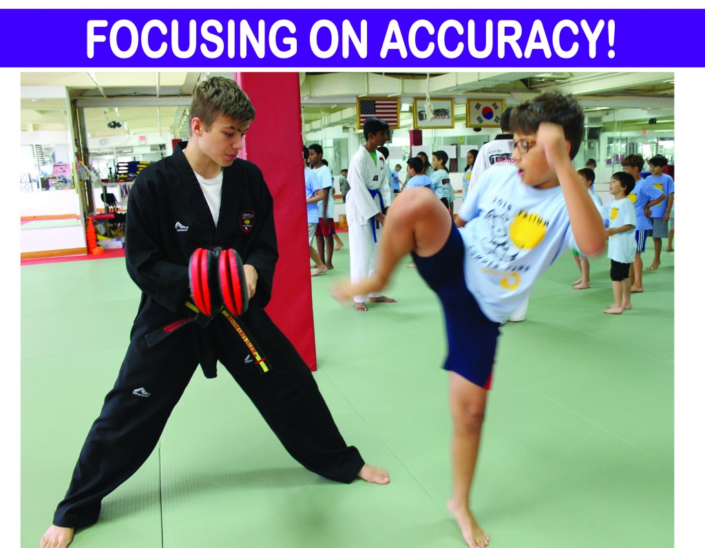 11 FOCUSING ON ACCURACY
