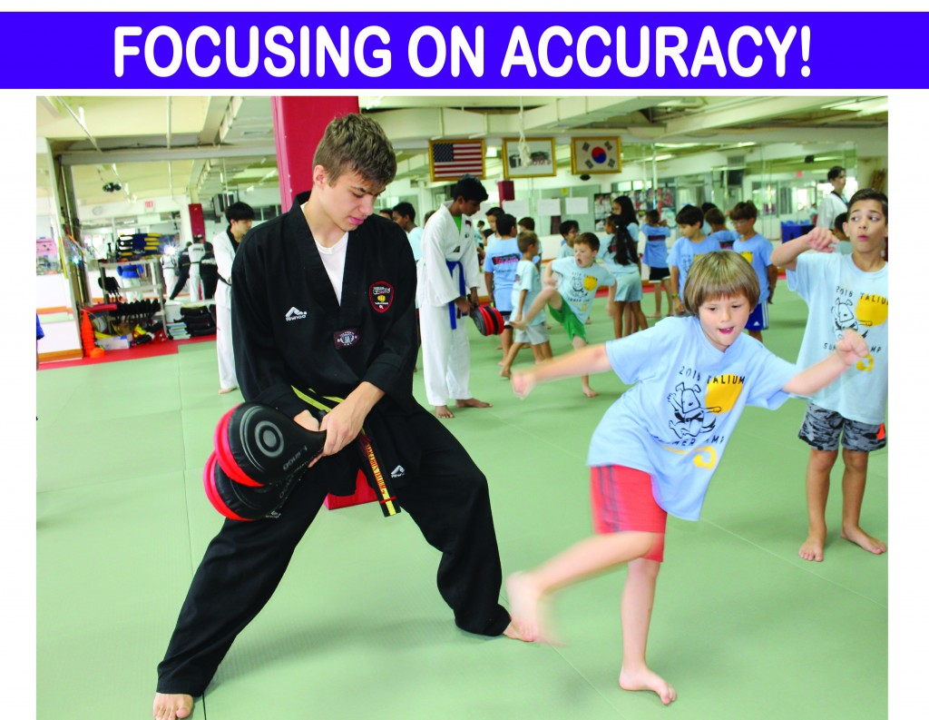12 FOCUSING ON ACCURACY