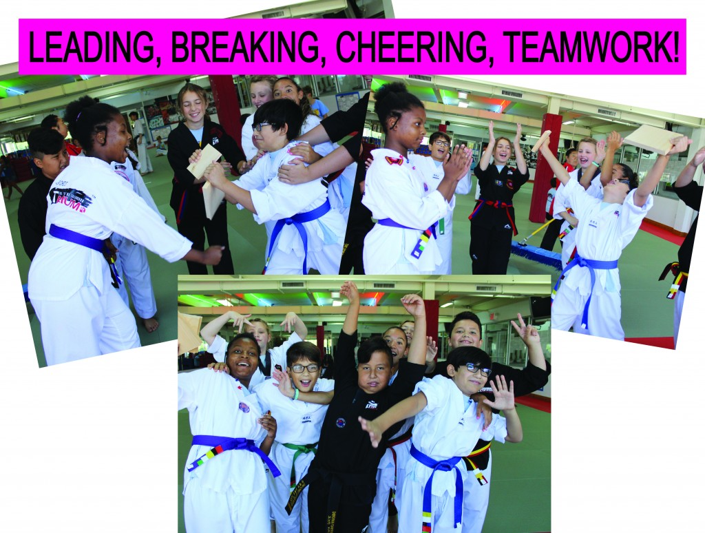 16 BREAKING & TEAMWORK TALIUM