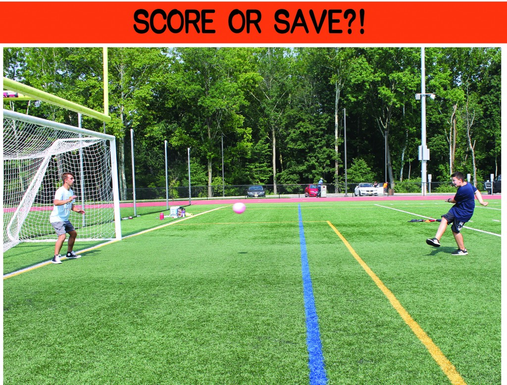2 SCORE OR SAVE