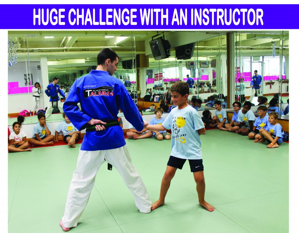 3 CHALLENGE WITH INSTRUCTOR