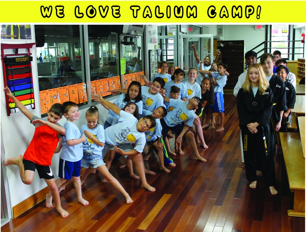 7 WE LOVE TALIUM CAMP
