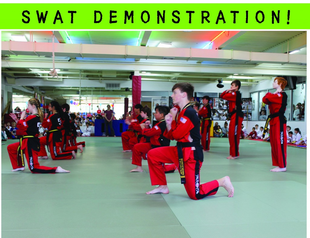 6 TALIUM SWAT DEMONSTRATION