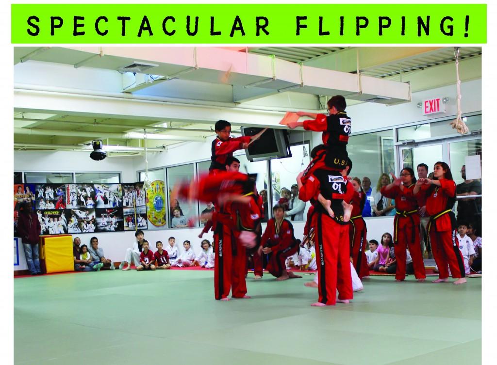 7 TALIUM SPECTACULAR FLIPPING
