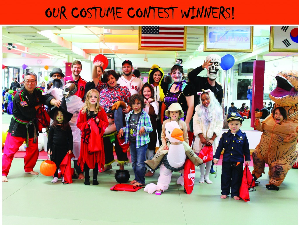 11 COSTUME WINNERS