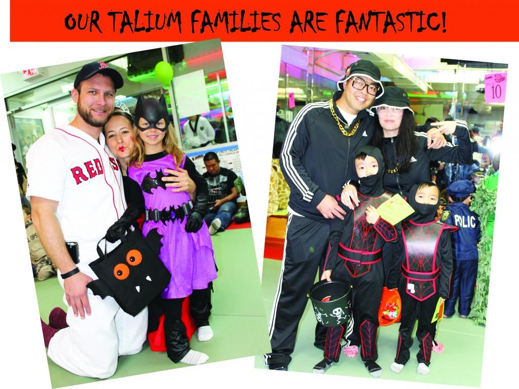 5 TALIUM FAMILIES FANTASTIC
