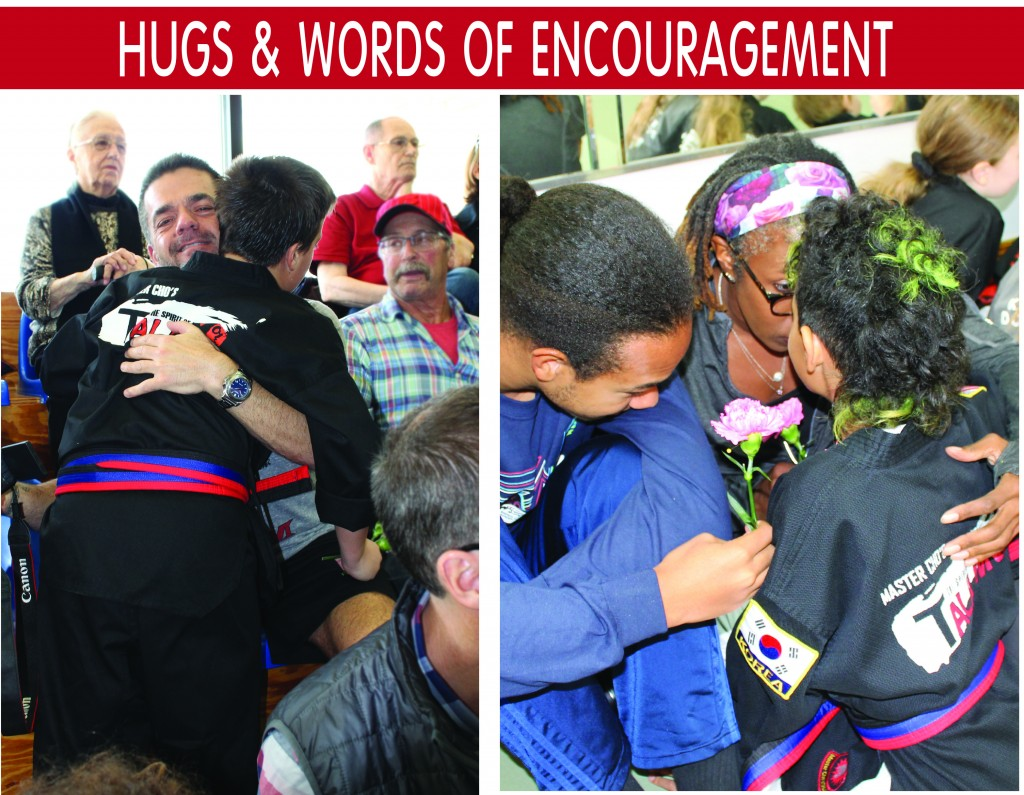 6 HUGS & ENCOURAGEMENT TALIUM