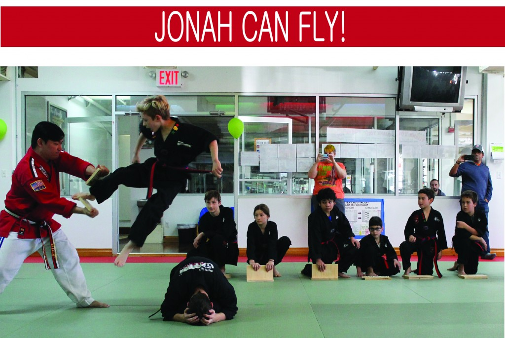 7 JONAH CAN FLY