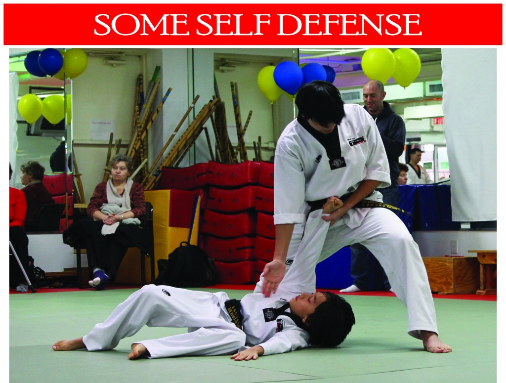 3 SELF DEFENSE TALIUM