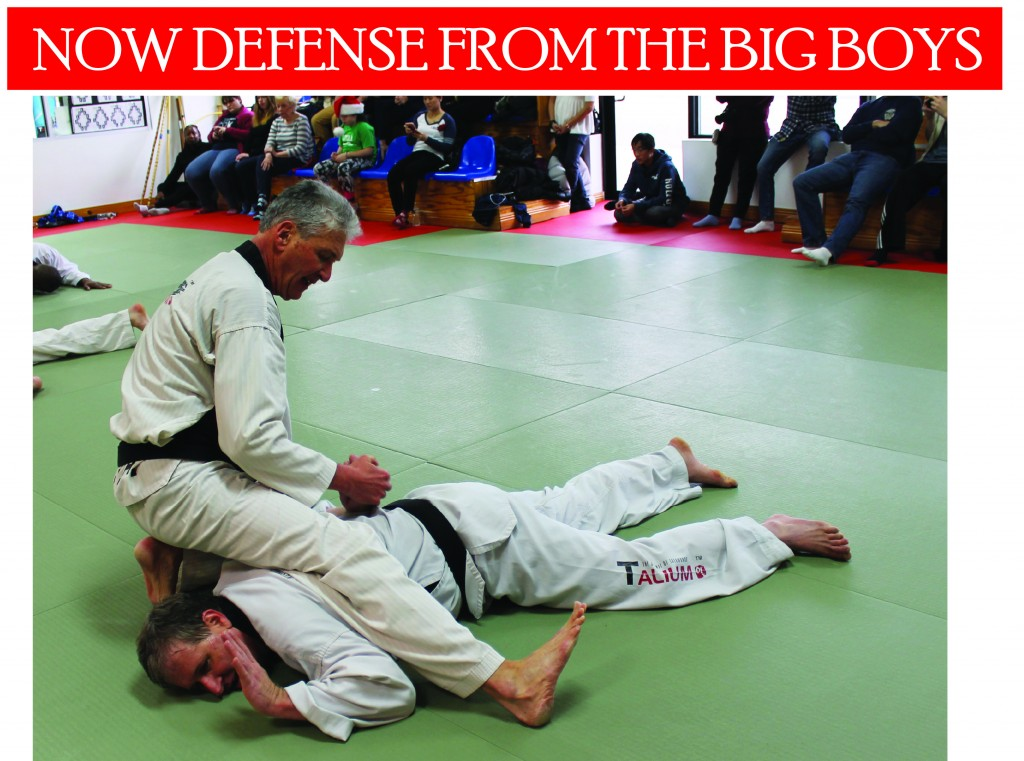 4 SELF DEFENSE BIG BOYS TALIUM