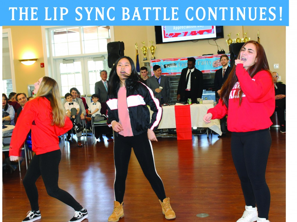 9 LIP SYNC BATTLE CONTINUES