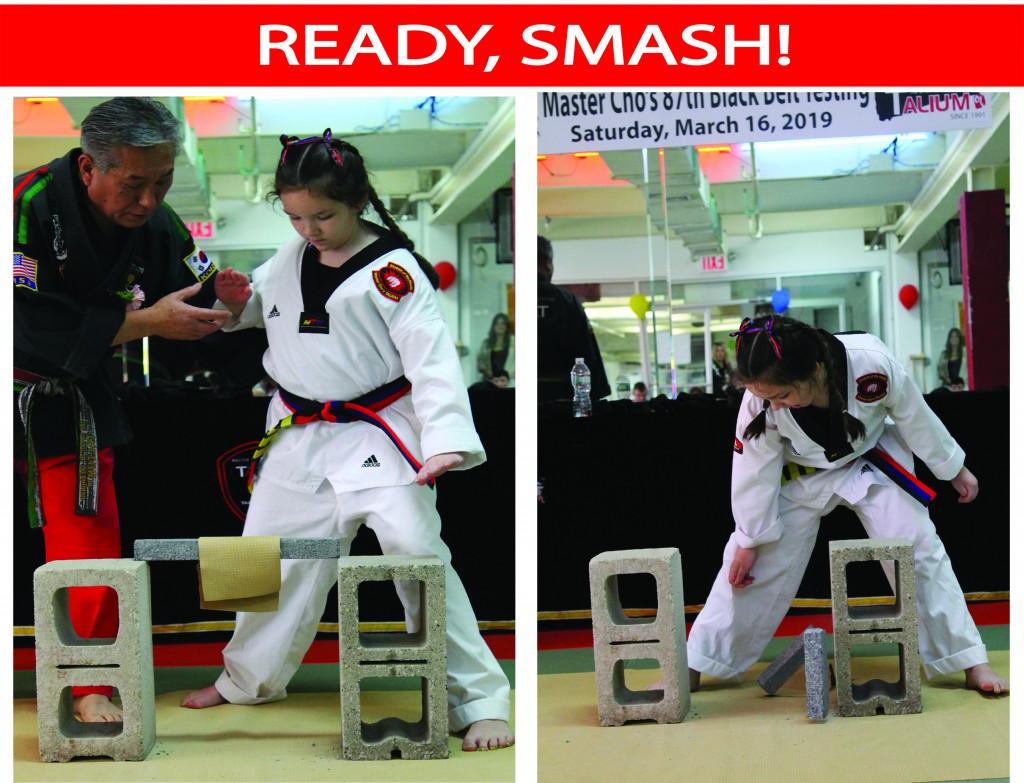 9 READY SMASH