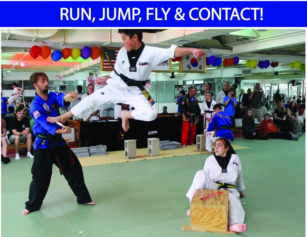 13 RUN JUMP FLYai