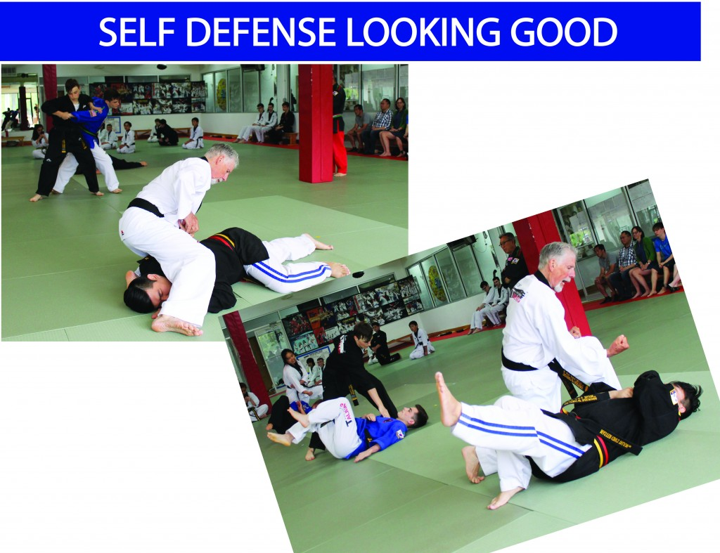 8 SELF DEFENSE TALIUMai