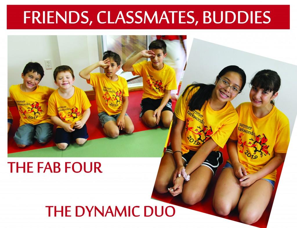 6 FRIENDS CLASSMATES BUDDIES TALIUIM