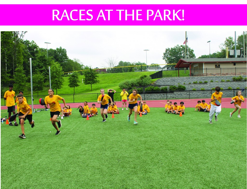 1 RACES AT THE PARK