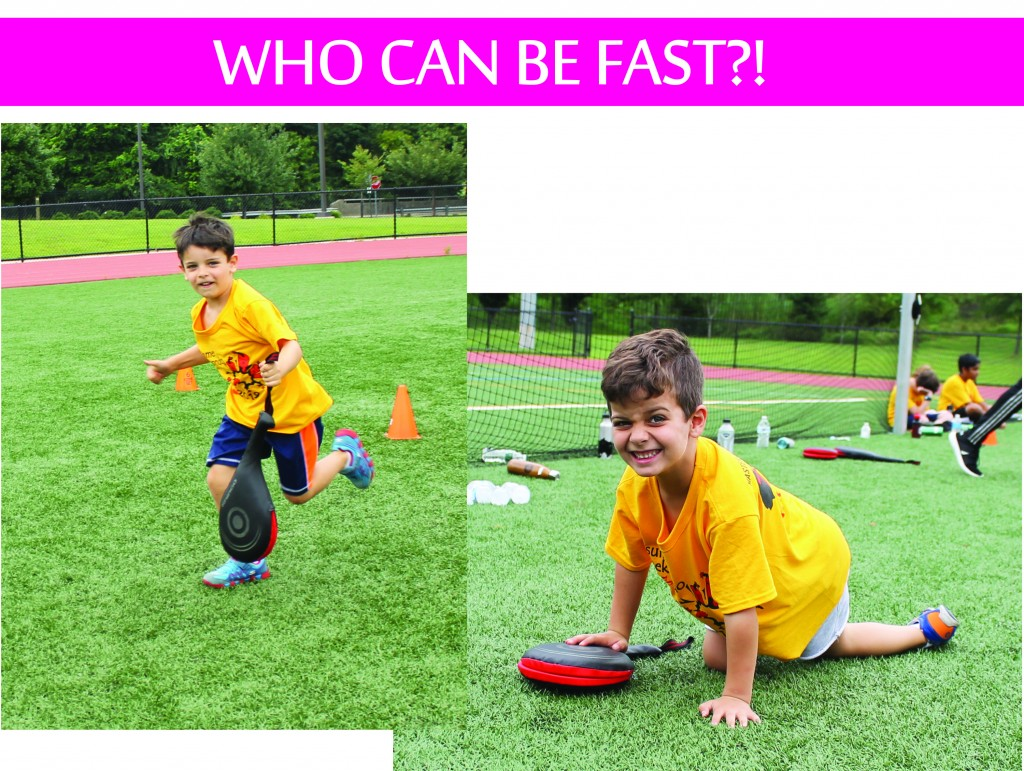 2 WHO CAN BE FAST