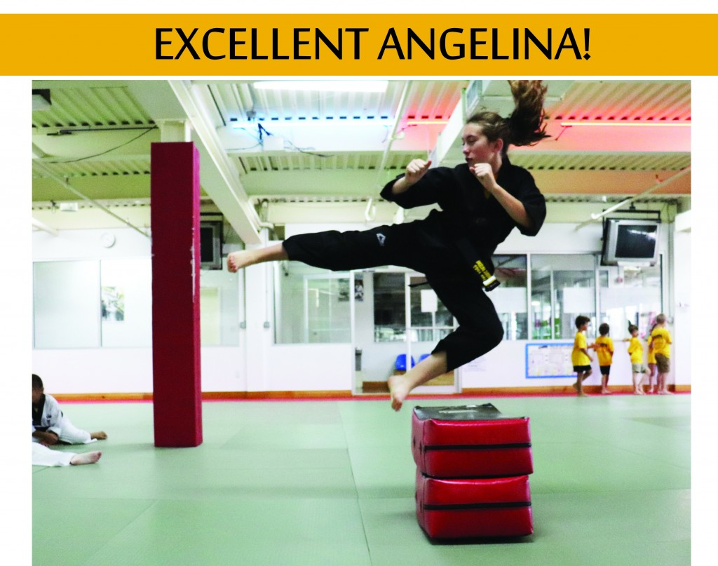 4 SIDE KICK ANGELINA TALIUM