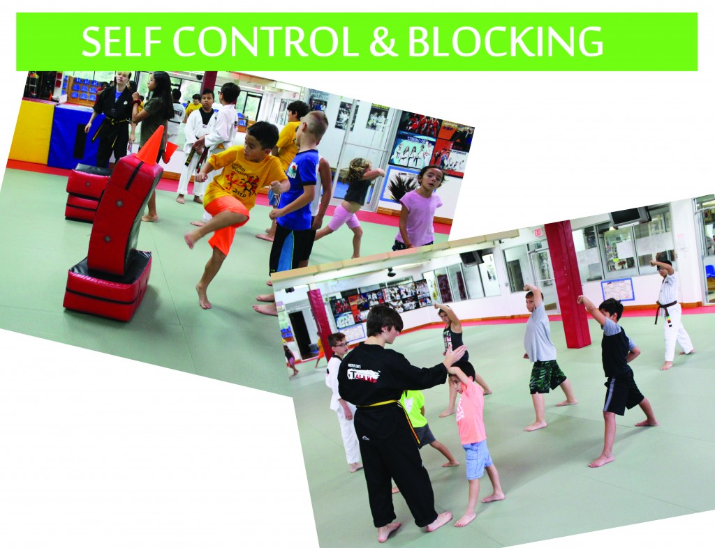 5 SELF CONTROL & BLOCKING TALIUM