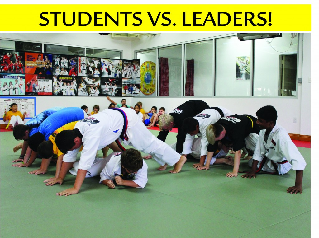 7 STUDENTS VS LEADERS TALIUM