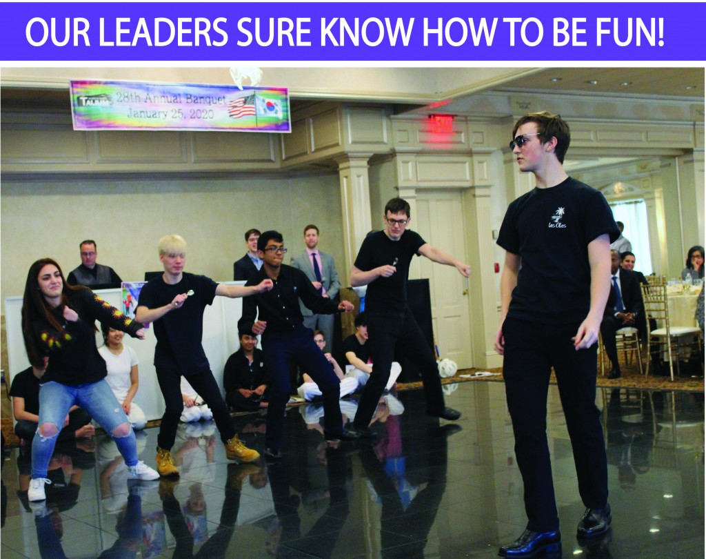 14 LEADERS ARE FUN