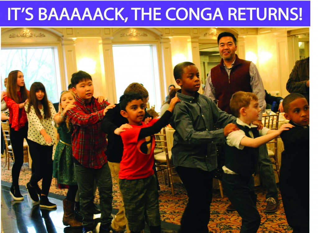 15 CONGA RETURNS