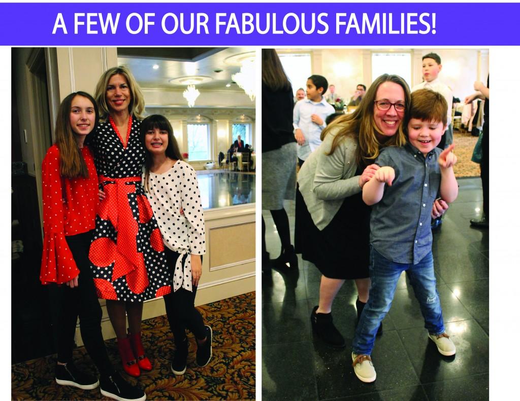 9 FABULOUS FAMILIES